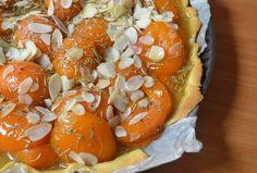 tarte abricots miel