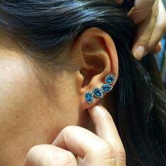 Nosso earcuff!!! #mairabumachar  #naslojas  www.mairabumachar.com.br #pedidosporwhatsapp (11)997440079