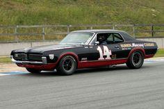 Road Race Car, Slot Car Racing, Road Racing, Race Cars, Pony Car, Trans Am, Vintage Race Car, Car Car, Muscle Cars