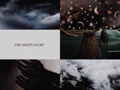 The fey courts of Prythian - Night Court