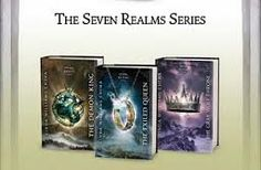 Original three books of the seven realm series before cinda williams chima added on all the other books