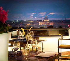 La Dolce Vita: Hotel Sofitel Rome Villa Borghese