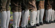 Trachtensocken stricken - eine Anleitung  - Hilfreich.de