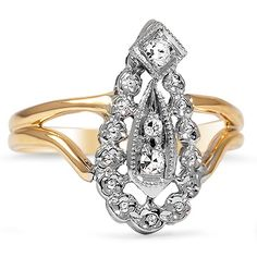The Moira Ring from Brilliant Earth