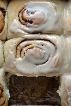 Bakeaholic Mama: Old Fashioned Maple Cinnamon Rolls~ A New England Kitchen Classic
