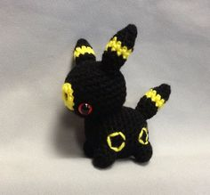 Hey, I found this really awesome Etsy listing at https://www.etsy.com/listing/186927210/umbreon-pokemon-amigurumi-plush-toy