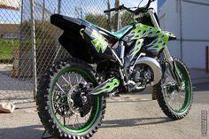 Brian Deegan WCC Dirt Bike