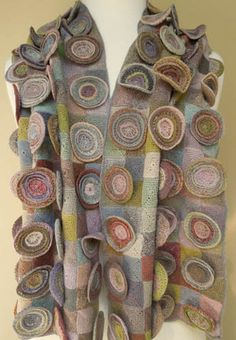 Hybri large scarf - Sophie Digard