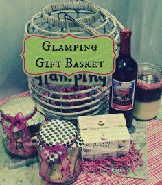 Glamping gift basket - StowandTellU