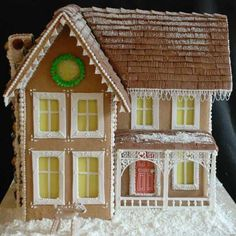 Gingerbread My Old Kentucky Home