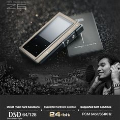 Professional Dual-Core HIFI Music Player Portable 8G Patriot Z6 Hard DSD MP3 TF