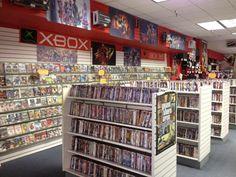 video game store - Buscar con Google