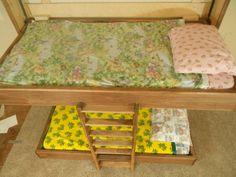 Мерфи (сложить) Двухъярусные кровати