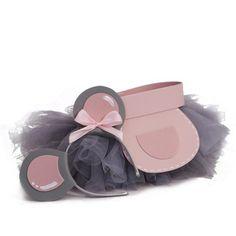 Disfraz de goma eva de ratita presumida. Puedes encontrarlo en nuestra tienda online www.tupper-art.es