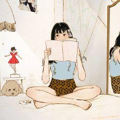 17번째 이미지 Anime Gifs, Anime Art, Aesthetic Art, Aesthetic Anime, Cute Couple Art, Korean Art, Cute Cartoon Wallpapers, Cute Gif, Cute Illustration
