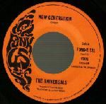 The Universals – New Generation Licensed from The Universals. Originaly in only 50 copies were pressed but never distributed. All copies were kept by the band. Play, Band, News, Bands, Orchestra