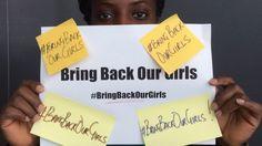 Plus de 200 jeunes filles ont disparu au Nigeria – Portez-leur secours ! #BringBackOurGirls