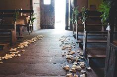 Déco au naturel pour la chapelle