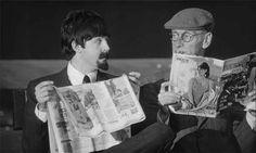 Os Reis do Iê-Iê-Iê 1964 O filme, dirigido por Richard Lester, era um veículo para os Beatles cantarem hits e protagonizarem cenas de humor tipicamente inglês.