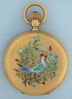 Antique Pocket Watches - circa 1900