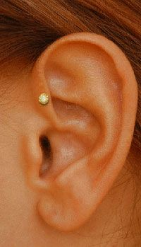 if i ever get another ear piercing