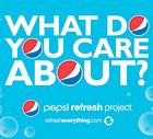 Pepsi: Refresh Project, I care about- Lee Clow