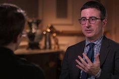 John Oliver Is Racking Up YouTube Traffic