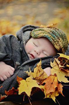 Sweet autumn boy