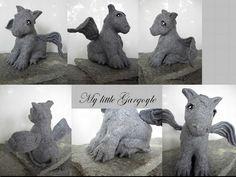 My little Pony Custom Gargoyle
