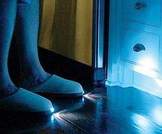 Light Up Slippers