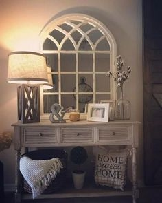 smart farmhouse rustic entryway decorating ideas 74 - Home Professional Decoration Home Design, Interior Design, Interior Ideas, Rustic Entryway, Rustic Decor, Fall Entryway, Entryway Ideas, Farmhouse Entryway Table, Entryway Wall Decor