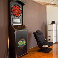 Arachnid Bull Shooter Arcade Dart Board