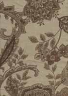 Colbert Natural Floral Drapery Fabric.  21.95 per yard (home dec)