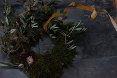 wreath #hollybeeflowers