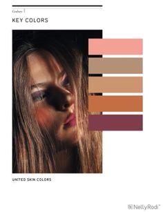 NellyRodiLab » Color Intelligence PE 15 : Key Colors / preview. Printemps-été 2015