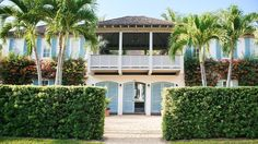 Luxury Residential Waterfront Real Estate | Windsor Architecture | Vero Beach, Florida