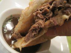 Mrs. Schwartz's Kitchen: Easy Crockpot French Dip Sandwiches