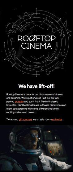 Rooftop Cinema, by Open Season (http://openseason.com.au)