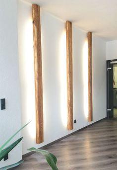 Old wood lighting Altholz lighting Bedroom Lighting, Home Lighting, Hallway Lighting, Ceiling Lighting, Pendant Lighting, Lighting Design, Office Lighting, Lighting Ideas, Hidden Lighting