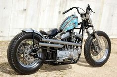 Harley | Bobber Inspiration - Bobbers and Custom Motorcycles | pablodicelo-deactivated20131005 March 2013