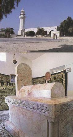 Islam Miracles: Grave of Sahaba Hazrat Ubaydah amir bin Jarrah (R....