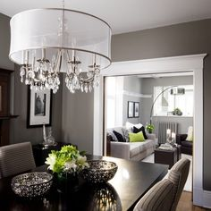Gray Rooms Design Ideas, Pictures, Remodel, and Decor - page 2