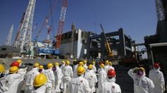 Japan's crippled Fukushima nuclear plant has sprung yet another leak of radioactive water, its operator said on Thursday, the latest in an increasingly long line of mishaps to rattle public confidence.