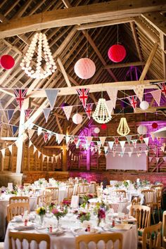 I need a friend who just so happens to have a barn that I can have my wedding in!!