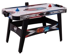 Shop the latest collection of Triumph Fire ?n Ice LED Light-Up Air Hockey Table Includes 2 LED Hockey Pushers LED Puck from the most popular stores - all in one place. Similar products are available. Lights Out Game, Air Hockey Games, Fire N Ice, Triumph Sports, Mini Arcade, Intense Games, Red Led Lights, Light Table