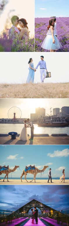 5 Destination Photographers You Will Love For Your Engagement and Pre-Wedding…