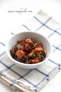 kerala chilli chicken