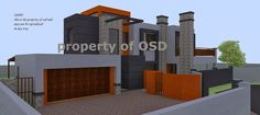 3 D plans 1 House Interiors, 3 D, Kitchens, African, How To Plan, Lifestyle, Studio, Architecture, Gallery