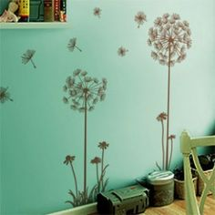 dandelion . . . . Cute for little girls room