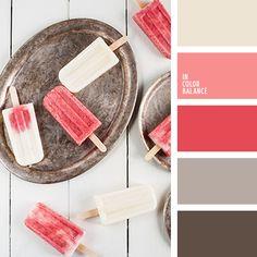 IN COLOR BALANCE | Selección de colores